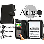 Navitech Black Book Style Case Cover Protector for the All-New Kindle Oasis E-reader 2017 …