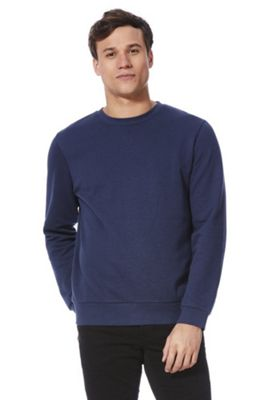 F&F Crew Neck Sweatshirt Navy 3XL