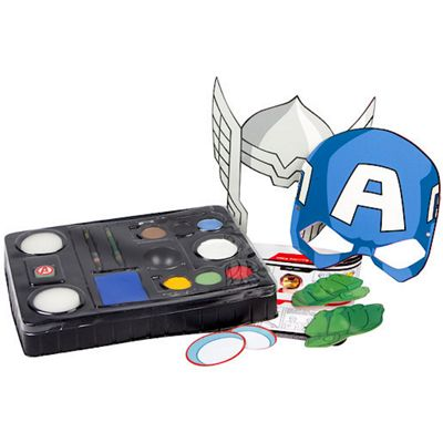 Marvel Avengers Face Paint Set with Accessories