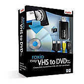 Roxio Easy VHS to DVD Software (Mac)