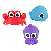 Lamaze Sea Squirter Trio