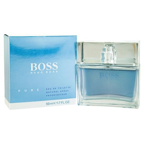 Hugo Boss Pure Eau De Toilette 50ml Spray