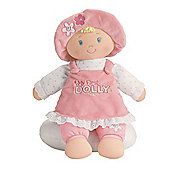 Gund My First Dolly Stuffed Toy Pink