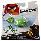 Angry Birds Speedster - The Pigs