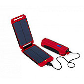 Powertraveller Waterproof Powermonkey Extreme Charger Red
