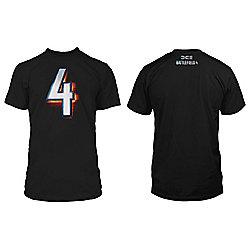 Battlefield 4 Logo T-Shirt - Medium - Gaming T-Shirts