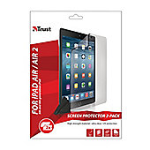 Trust 20301 Adhesive Screen Protector For iPad Air and iPad Air 2