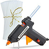 Andrew James Hot Melt Glue Gun With 75 Glue Sticks