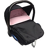 Car Seat Footmuff To Fit graco Light Pink