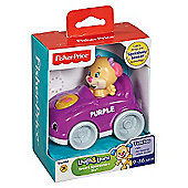 Fisher-Price Laugh & Learn Smart Speedsters- Purple