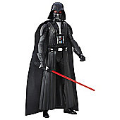 Star Wars Rebels 12 Inch Electronic Duel Darth Vader Action Figure