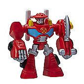 Playskool Heroes Transformers Rescue Bots Heatwave the Fire Bot Figure