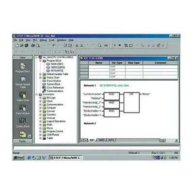 Siemens 6ES7810 2CC03 0YX0 STEP 7 Micro WIN V4