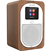 Pure Evoke H3 DAB/FM/Bluetooth Radio (Walnut)