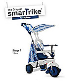 SmarTrike Spirit 4 in 1 Smart Trike, Blue
