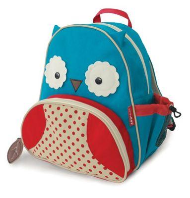 Skip Hop Zoo Kids' Backpack, Owl