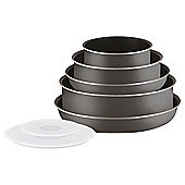 Tefal Ingenio 8 Piece Saucepan Set