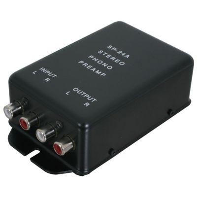 Stereo Phono Pre-Amplifier