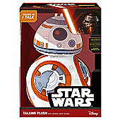Star Wars: Premium Deluxe Character BB-8: - Talking Soft Toy 15 inch