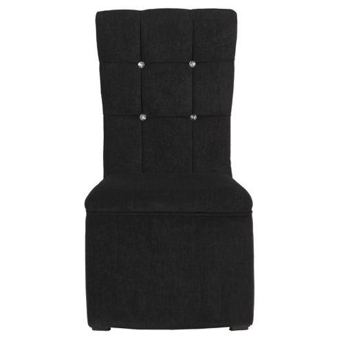 Seetall Sparkle Chair, Black