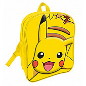 Pokemon 'Pikachu' 3D EVA Backpack