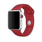 Apple MQXE2ZM/A Band Red Fluoroelastomer