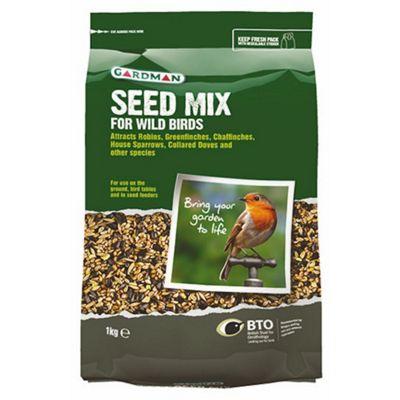 Gardman Seed Mix 1kg