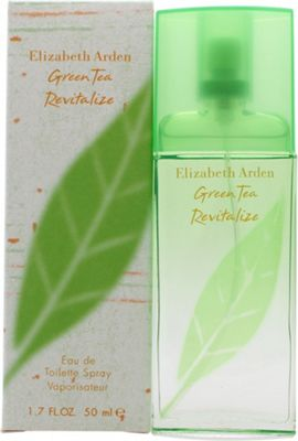Elizabeth Arden Green Tea Revitalize Eau de Toliette 50ml Spray For Women