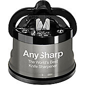 AnySharp Knife Sharpener Pro, Metal