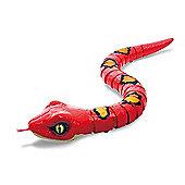 Robo Alive Slithering Snake Red