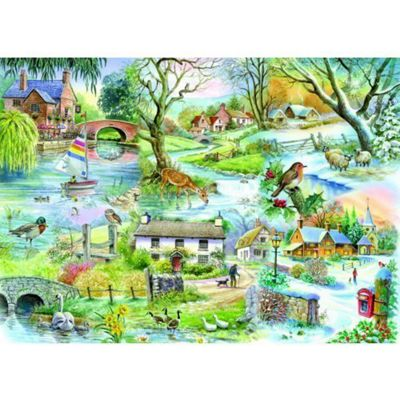 All Seasons Puzzle