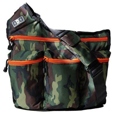 Diaper Dude Original Messenger I Changing Bag Camouflage