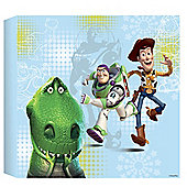 Disney Toy Story Printed Canvas Wall Art