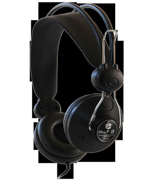 Eskuche 33 1/3 Headphones - Black
