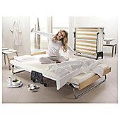 JAY-BE J-Bed Folding Bed Memory Foam Mattress, Double