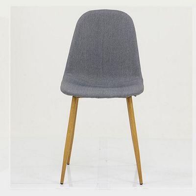Halmstad Grey Fabric Dining Chair