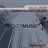 Rocket Nickel Bass 5 String Set - Medium