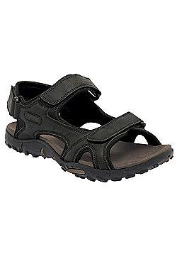 Regatta Mens Haris Walking Sandal - Black