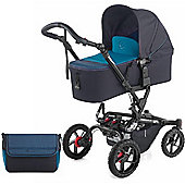 Jane Crosswalk Micro Pushchair (Teal)