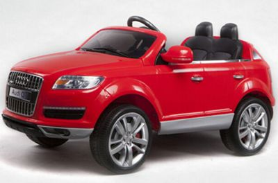 Buy Audi Tdi Quattro Kids Electric Car Red From Our