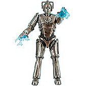 Doctor Who Corroded Cyberman with Limb Damage & Electric Shock Hands