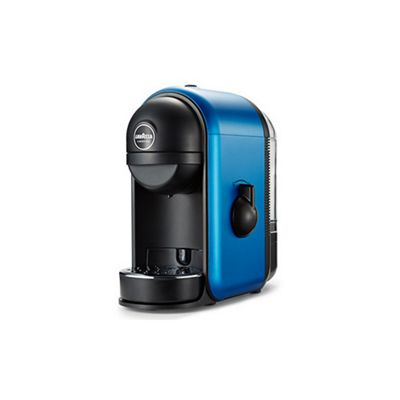 Lavazza Minu Glam Blue Coffee Machine