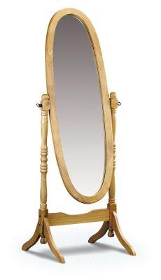 Julian Bowen Pickwick Cheval Mirror
