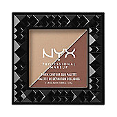 NYX Professional Makeup Cheek Contour Duo Palette-06 Ginger & Pepper