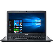 "Acer Aspire E5 17.3"" Intel Core i3 8GB RAM 1000GB Windows 10 Laptop Grey"