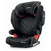Recaro Monza Nova 2 Seatfix Car Seat - Performance Black