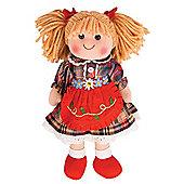 Bigjigs Toys Mandie 34cm Doll