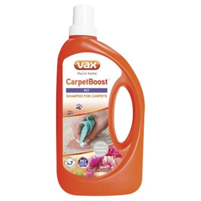 Buy Vax Carpetboost Pet 750ml Carpet Shampoo From Our All