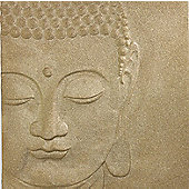 Gold Buddha 60cm x 60cm