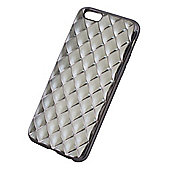 Tortoise™ Soft Case iPhone 6/6S. Criss Cross in Black
